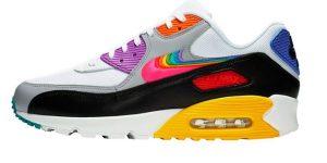 Αθλητικό πολύχρωμο Nike