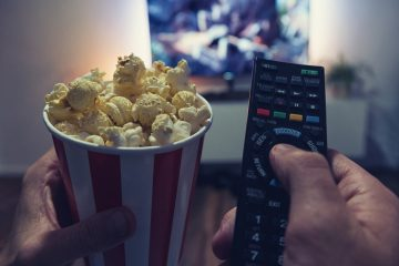 pop corn tv boxes