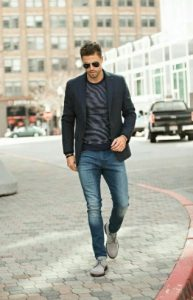 suede γκρι derby παπούτσια business casual