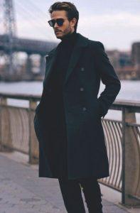 χακί παλτό μακρύ ανδρικά πανωφόρια χειμώνα