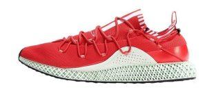 Y-3 κόκκινα αθλητικά για τρέξιμο