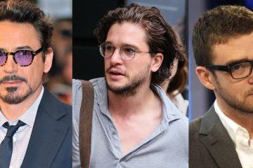 διάσημοι άνδρες με γυαλιά οράσεως