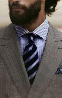 καρό πουκάμισο ριγέ γραβάτα