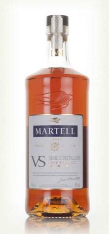 martell vs single distillery κονιάκ