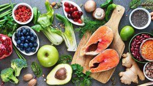 μεσογειακή διατροφή τρόφιμα