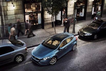 παρκάρισμα αυτοκινήτου: κατάλληλη αρχική θέση