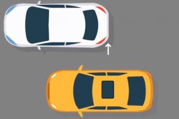 οδηγίες για να παρκάρεις ένα μικρό αυτοκίνητο
