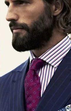 ριγέ πουκάμισο μπορντό γραβάτα