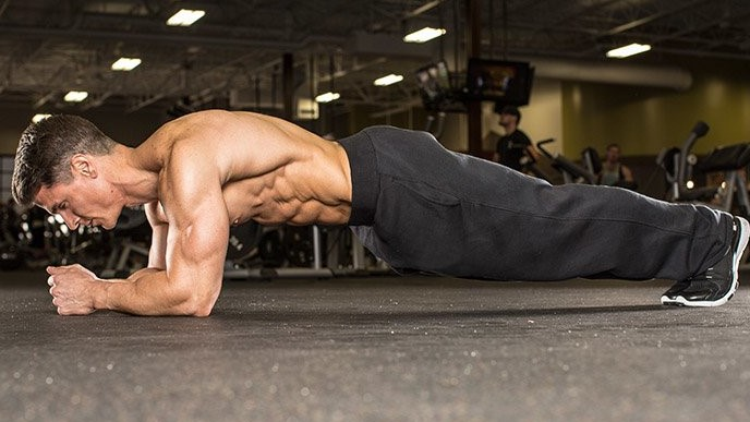 Σφιχτά πόδια για πλήρη ενεργοποίηση του σώματος