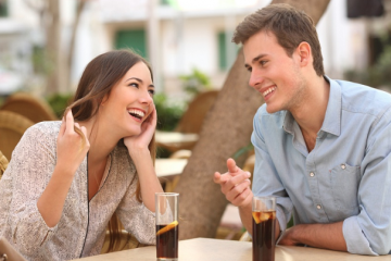 συμβουλές φλερτ για άντρες