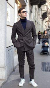 άνδρας ζιβάγκο κοστούμι
