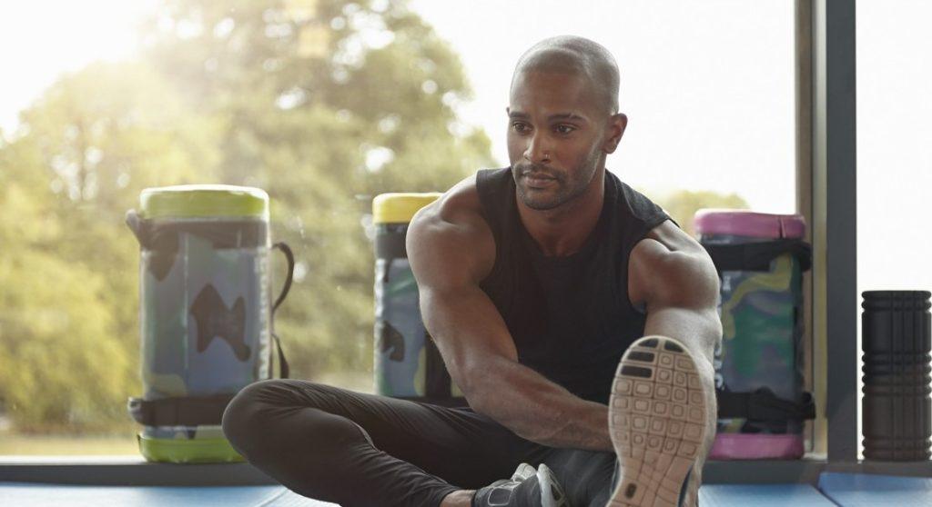 άντρας άσκηση αθλητισμός