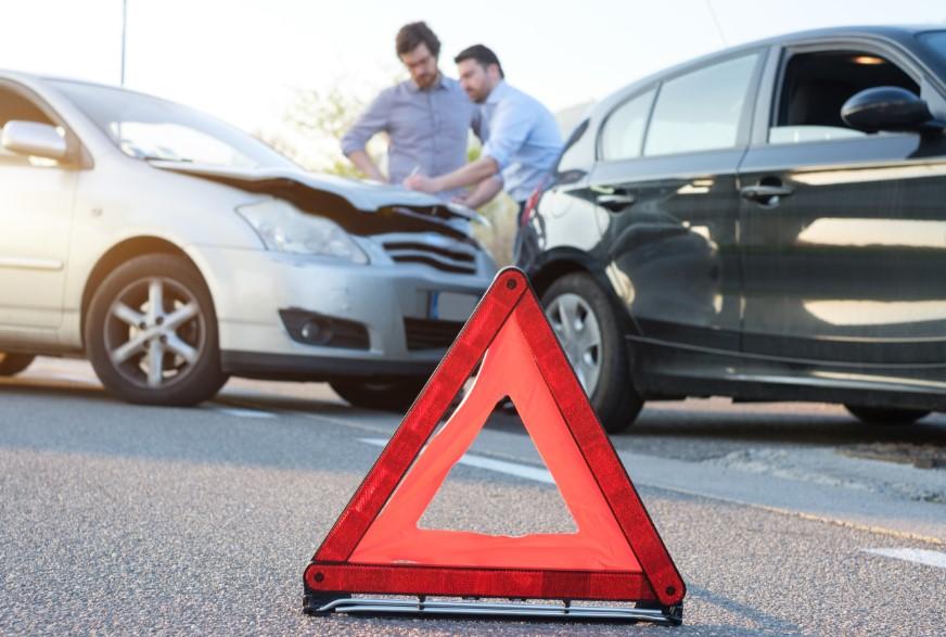 αυτοκινητιστικό ατύχημα