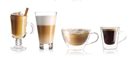 απέφυγε τους καφέδες που περιέχουν γάλα