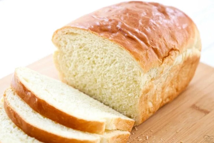 λευκό ψωμί