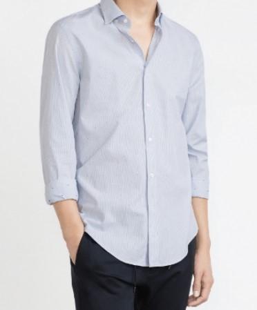 λάθος χρήση του επίσημου πουκαμίσου σου