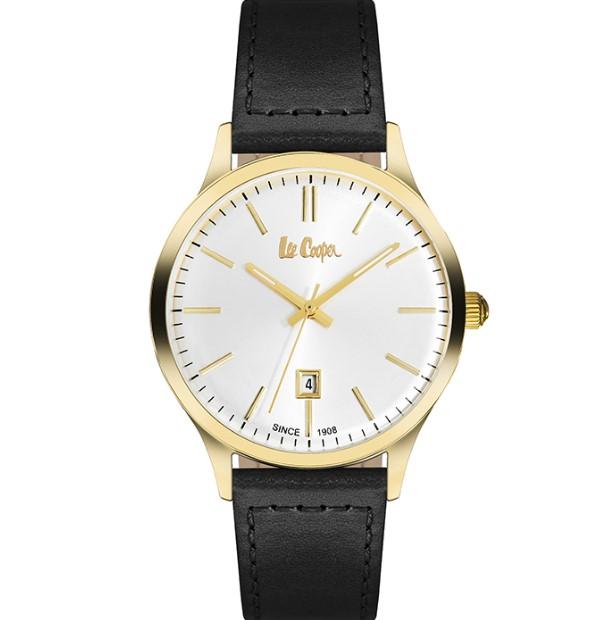 ρολόι μαύρο χρυσό