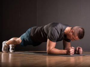 άσκηση σανίδα