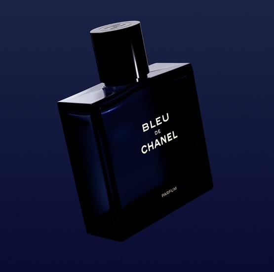 bleu de chanel μπλε συσκευασία