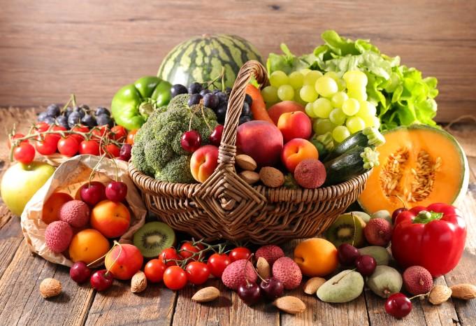 φρούτα και λαχανικά την επομένη του hangover