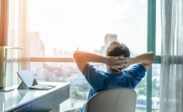 ισορροπία μεταξύ προσωπικής και επαγγελματικής ζωής