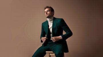 πράσινο κοστούμι μπεζ ζιβάγκο οδηγός αρχαρίων ντύνονται καλύτερα