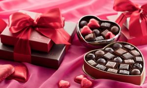 ιδανικά δώρα για αγίου βαλεντίνου σοκολάτα