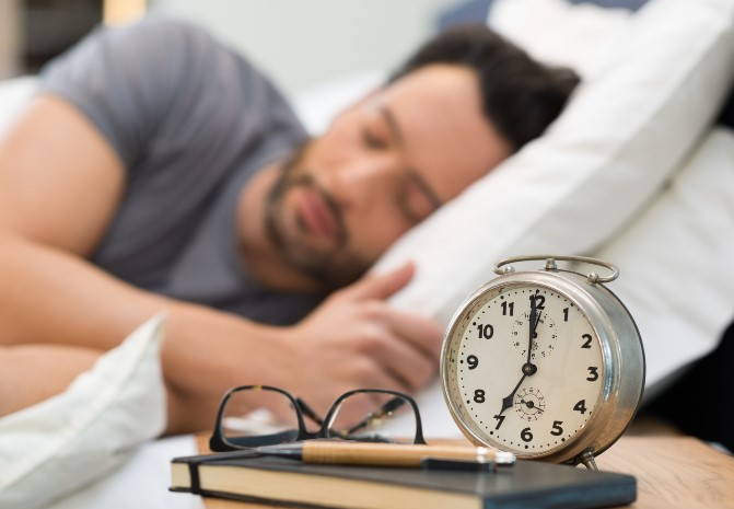 κοιμήσου για να επανέλθει το βιολογικό σου ρολόι