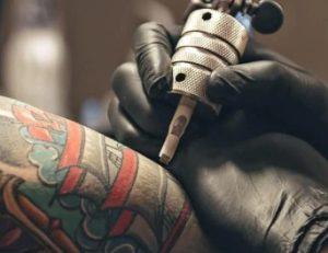 Βελόνα τατουάζ