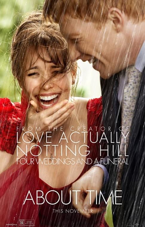 About time μια ταινία που σε ταξιδεύει πίσω στο χρόνο με σκοπό την αγάπη