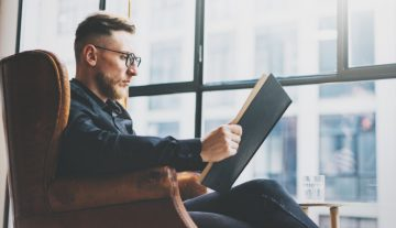αξιποιήσε το χρόνο σου στο σπίτι με το διάβασμα