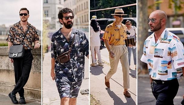 ανδρικά πουκάμισα καλοκαίρι 2020