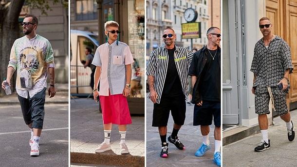 μόδα ανδρικά ρούχα καλοκαίρι 2020