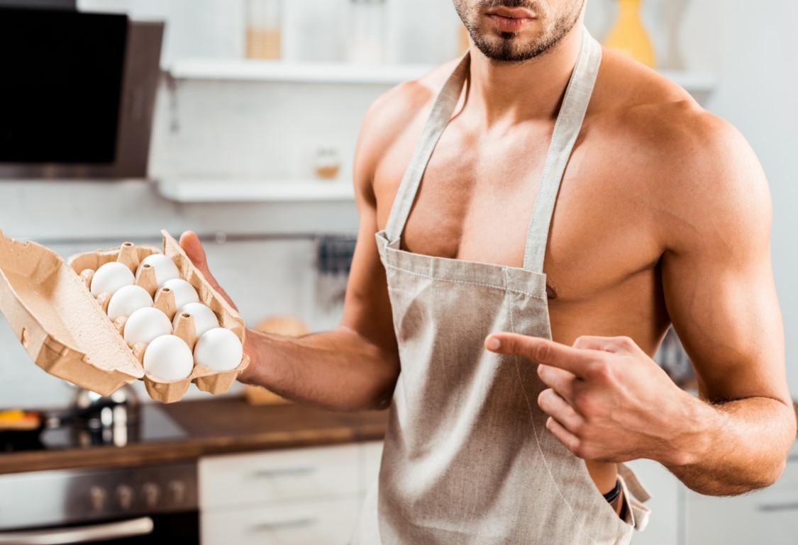 Τα αυγά στην καθημερινή διατροφή προσφέρουν πρωτείνη και βοηθούν στην υγεία