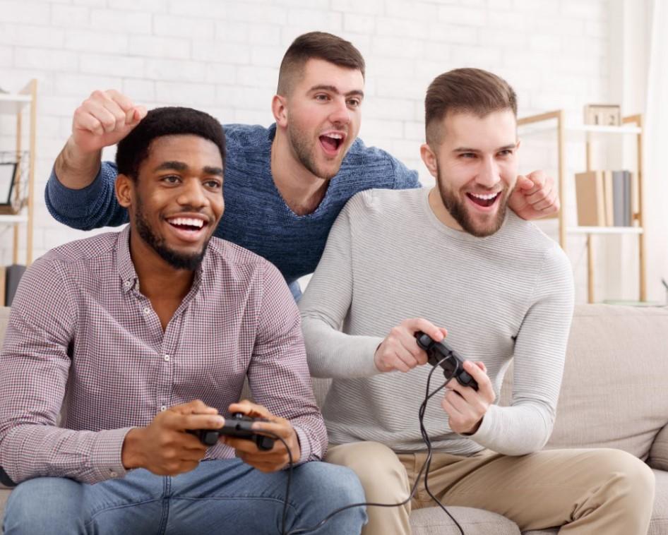 παίξε βιντεοπαιχνιδια για να μην βαρεθείς στο σπίτι