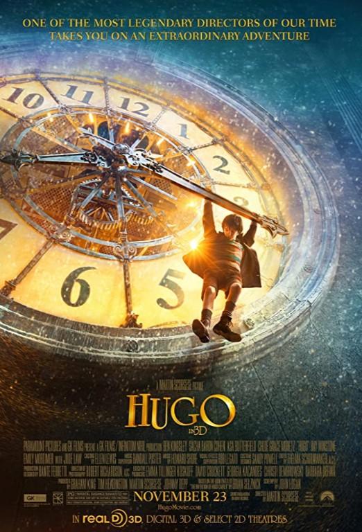 Hugo στη λίστα με τις καλύτερες ταινίες και ιστορίες μυστηρίου