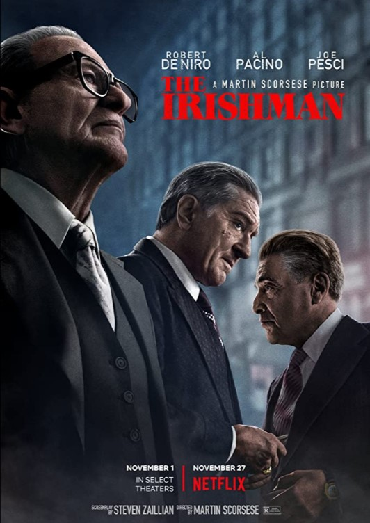 Η επιτυχημένη ταινία στο Netflix, the irishman