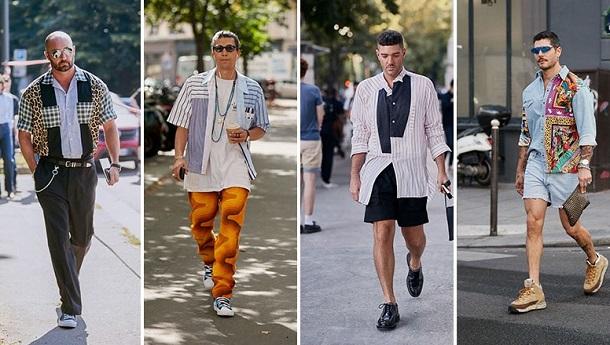 trends αντρικά καλοκαιρινά ρούχα 2020