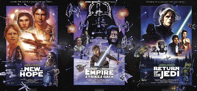 6 ταινίες για κάθε άντρα, star wars
