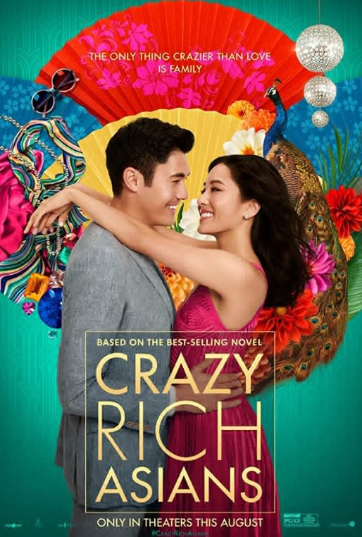 Crazy rich Asians, στις τοπ ταινίες στο netflix, μια κλασική ιστορία αγάπης