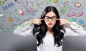 3 πράγματα που δεν ξέρεις για το πως σκέφτεται η γυναίκα σου, πολλές σκέψεις τη ιδια ώρα