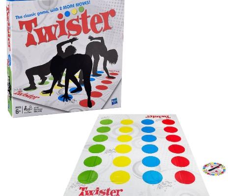 twister επιτραπέζιο παιχνίδι