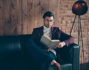 5 βιβλία που κάθε επιτυχημένος άντρας πρέπει να διαβάσει