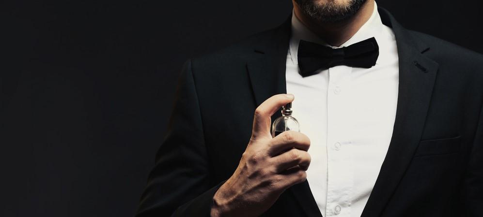 άντρας κοστούμι κολώνια