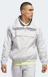άσπρο ανδρικό jacket