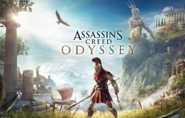 assasins creed odyssey Playstation 4