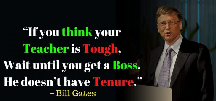 φράση από τον Bill Gates