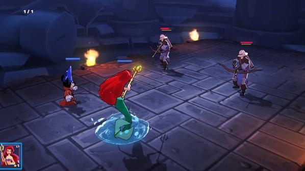 Disney Sorceror's Arena