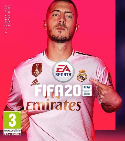 το νέο FIFA 20 του PS4