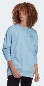 γαλάζιο ανδρικό φούτερ